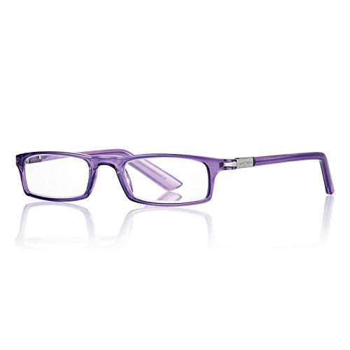 Occhiali da Vista Premontati 60029 con Potere +3.50 di colore Viola
