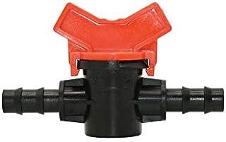 HONGYANG 4/7 8/1116 مم 20 مم 25 مم صنبور للحدائق 1/4 3/8 1/2 3/4 صمام ماء للري 3/4 صمام ماء موصلات إيقاف المياه مصغرة DN15...
