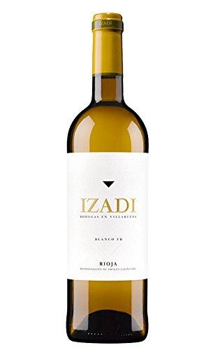 Izadi Blanco Fermentado en Barrica 2018, Vino, Blanco, La Rioja