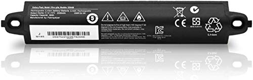 ZTHY 26Wh 2330mAh 359498 Bluetooth Speaker Battery Replacement for Bose SoundLink III 330107 330107A 359495 359498 330105 330105A Bose Soundlink Bluetooth Mobile Wireless Speaker II 2 404600