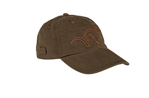 Blaser Kappe mit Stick braun Jagdkappe