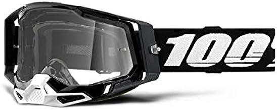 MXゴーグル 100% RACECRAFT2 ブラック モトクロス 正規輸入品 WESTWOODMX