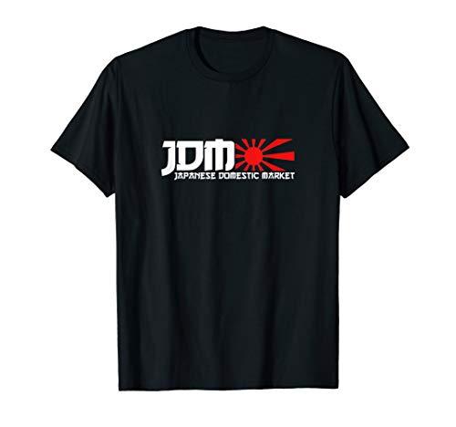Drift & Tuning Fan JDM Automotive Apparel Auto Geschenk idee T-Shirt