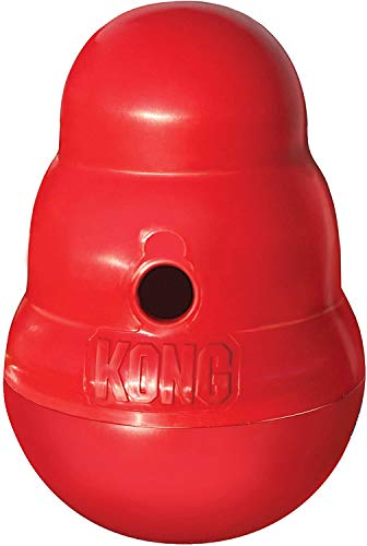 KONG Wobbler Dog Toy - Small - 5'