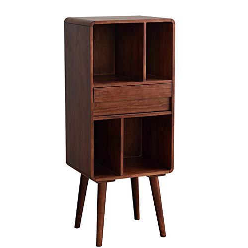 PLHMS boekenkast Cube geheugeneenheid Vitrine White Cube opslagkast, gesloten en open, geschikt voor woonkamer, slaapkamer, 116 x 38 x 47 cm