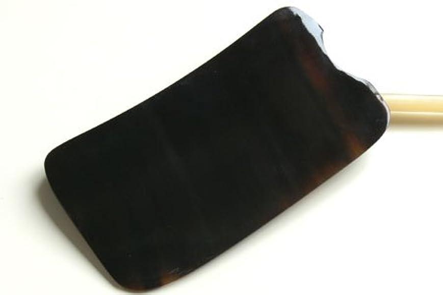全体狂乱否定するかっさ板、美容、刮莎板、グアシャ板,水牛角製