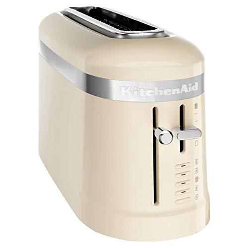 KitchenAid Design Collection - Tostadora (2 rebanadas), color crema