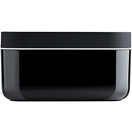 Lékué Eiswürfelbox, schwarz