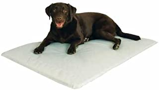 "K&H Pet Products Cool Bed III Cooling Dog Bed Large Gray 32"" x 44"""