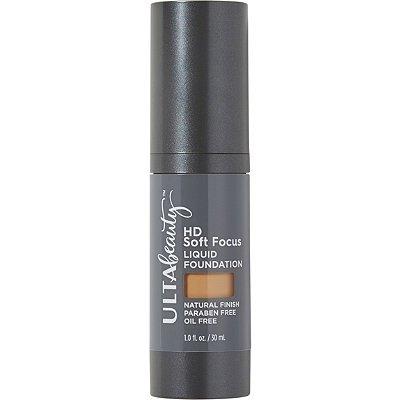 ULTA Beauty HD Soft Focus Liquid Foundation - TAN WARM (tan warm with yellow undertones) 1.0 fl.