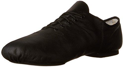 Capezio womens Series Jazz Oxford dance shoes, Black, 8.5 US