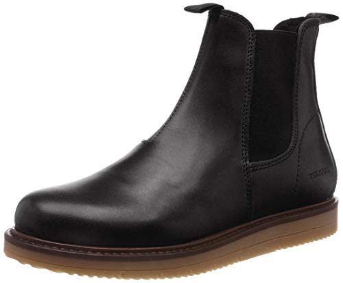 TEN POINTS Damen Carina Chelsea Boots, Schwarz Black 101, 38 EU