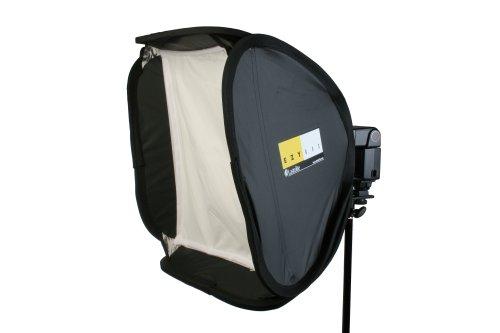 Lastolite EzyBox - Soft Box (Negro, Blanco, 600 mm, 600 mm)