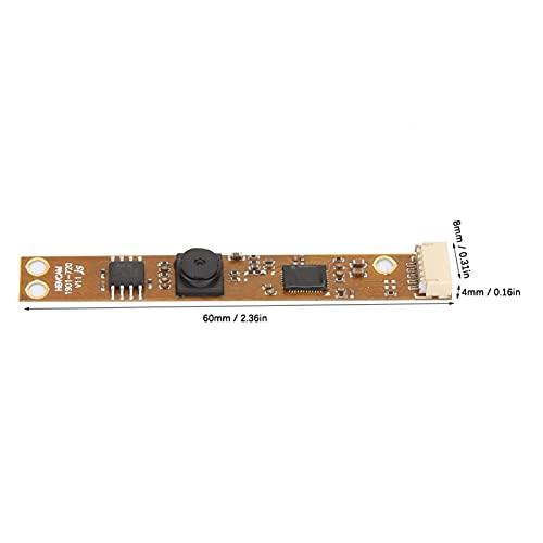 Módulo de cámara de reconocimiento facial de 1MP, módulo de cámara, Mac para Android Linux Windows