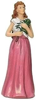 Roman Inc. St. Agatha Figurine 3.5