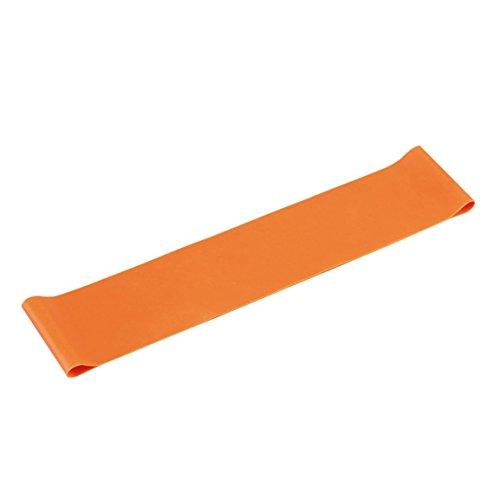 abbybubble Cinturón de látex elástico Saludable Lazo de la Cuerda Resistencia a la tensión Banda de Resistencia Banda de Entrenamiento Muscular Expansor Yoga Fitness Equipment