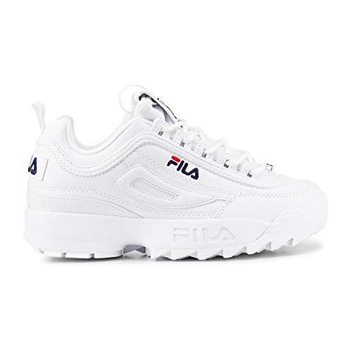 Fila Damen Sneakers Disruptor weiß 38.5