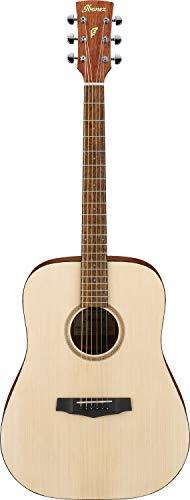 IBANEZ PF-Serie Akustik Gitarre Dreadnought 6 String - Open Pore Natural (PF10-OPN)