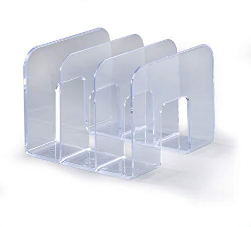 DURABLE Stehsammler TREND transparent 2 Stück