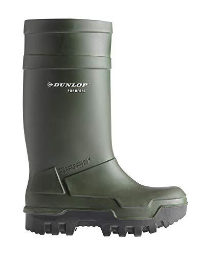Dunlop Sports Dunlop Thermo Plus PU-Stiefel - Winterstiefel - dunkelgrün (39/40 (6))