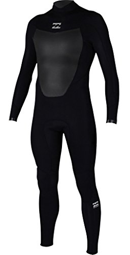 XCEL 4/3mm Men's DRYLOCK TDC Hooded Fullsuit - Black, LT