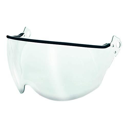 KASK Visier V2 Plus für Schutzhelme Plasma, Superplasma, HP beschlagfrei, kratzfest, für Brillenträger geeignet - verschiedene Ausführungen, Farbe:klar