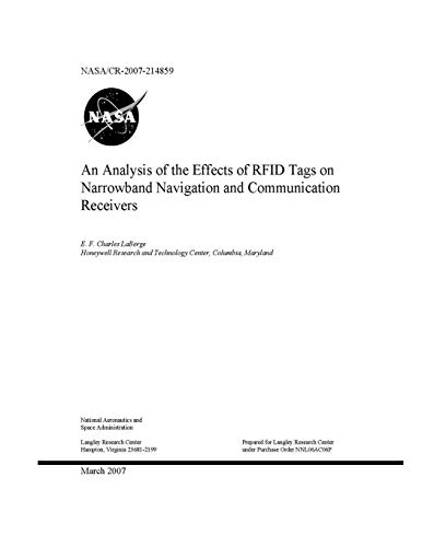 An Analysis of the Effects of RFID Tags on Narrowband Navigation and Communication Receivers