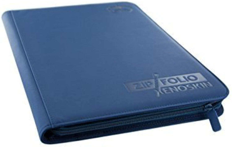increíbles descuentos 9 Pocket XenoSkin Zipfolio, azul azul azul by Lion Rampant Imports Ltd  punto de venta en línea