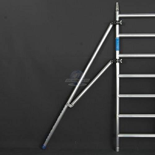 Stabilisator 200 cm für klappbare Gerüste und bewegliche Turmbewegungen