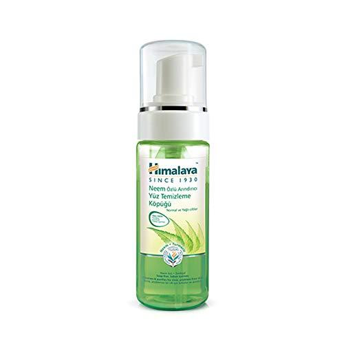 Himalaya Herbals Purifying neem Foaming Face Wash previene dentellatura purifica e pulisce ogni tipo di pelle 150ml