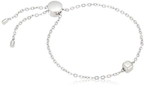 Calvin Klein Damen-Gliederarmband Edelstahl KJ5QMB000100