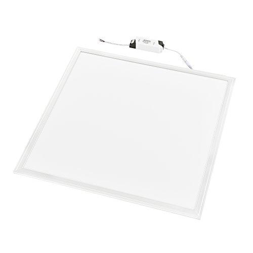 lux.pro Hi-Power Ultraslim LED Panel Neutralweiß 62x62cm 2800 lm 40W Einbaustrahler Deckenleuchte