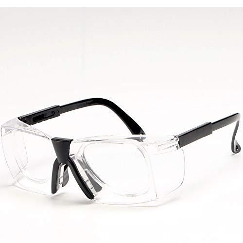 Ys-s Personalización de la tienda Gafas de protección, gafas de seguridad industrial a prueba de polvo y resistente a los golpes, gafas de protección laboral, deportes a caballo, gafas químicas de are