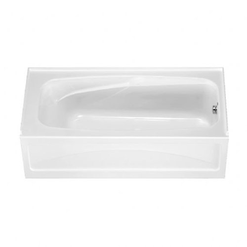 Hot Sale American Standard 1748.102.020 Colony Bath Tub with Integral Apron and Dual Molded-In Armrests, White