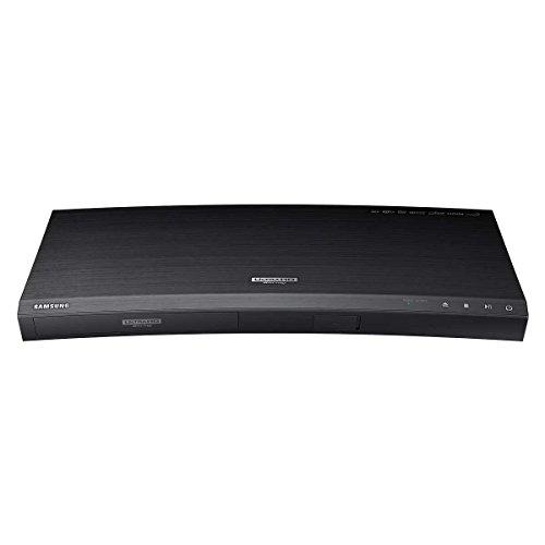 Samsung UBD-KM85c 4K Ultra HD Streaming Blu-ray Player - Black