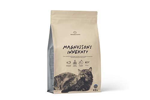 MAGNUSSONs Innekatt Trockenfutter für Katzen, 4.8 kg
