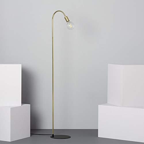 LEDKIA LIGHTING Lámpara de Pie Induku Oro