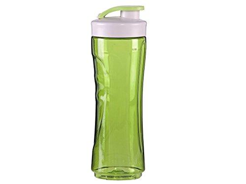 Domo do436bl-bg Kunststoff Flasche Grüne 7,5x 7,5x 23,5cm 600ml