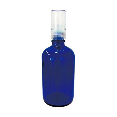 【お徳用 4 セット】 生活の木 青色ガラススプレー 100ml×4セット