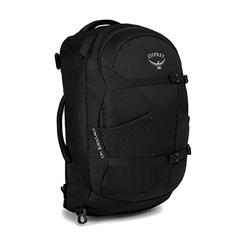 Osprey Farpoint 40L Backpack, Black, One Size