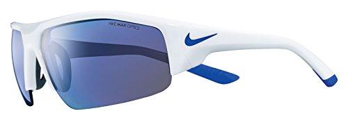 Nike Herren Sonnenbrille Vision Skylon Ace Xv R white/dark concord