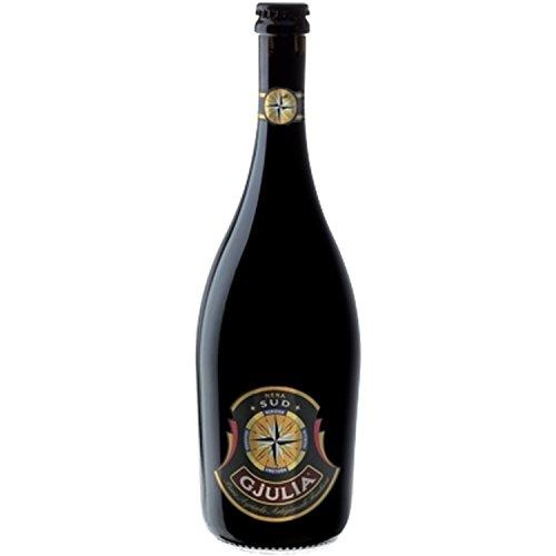 Birra artigianale Sud nera Meridiem 750 ml. - Birrificio Gjulia