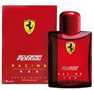 Ferrari Scuderia Racing Red FOR MEN by Ferrari - 4.2 oz EDT Spray