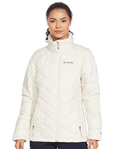 Columbia Women's Heavenly Jacket, Chalk, Small