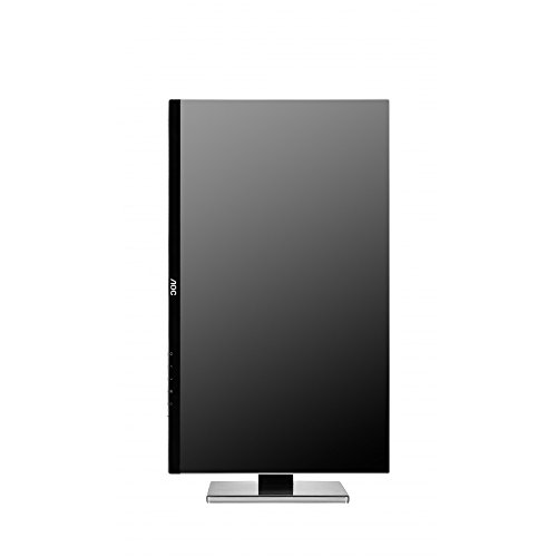 AOC U2777PQU 68,6 cm (27 Zoll) Monitor (IPS, DVI, HDMI, 4ms, DisplayPort, IPS Panel, USB, 60 Hz, 3840 x 2160 Pixel, UHD) schwarz