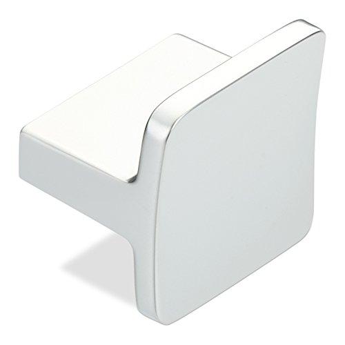 Möbelknopf LEVI BA 16 mm Chrom matt Küchengriff Möbelgriff Möbelknauf von SCHÜCO ALU COMPETENCE