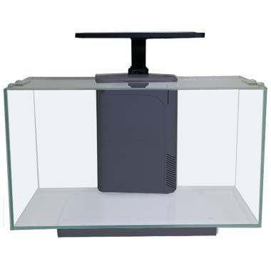 JBJ Rimless Desktop 8 Gallon with LED & Filter