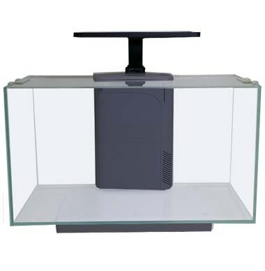 JBJ Rimless Desktop 8 Gallon with LED & Filter