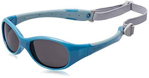 KOOLSUN - Flex - Gafas de sol para niños (0-3 años, Cendre Blue Grey)