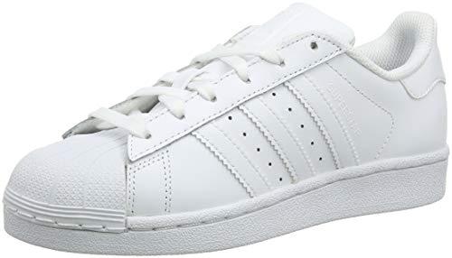 adidas Originals Superstar BB2872, Sneakers Unisex - Bambini, Bianco (Ftwr White/Ftwr White/Ftwr White), 38 2/3 EU